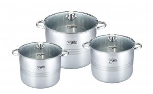 set oala 6 piese - Platinum cookware
