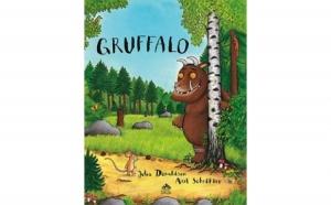 Gruffalo, autor Julia Donaldson