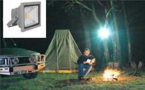Proiector LED 50 watt, lumina alba