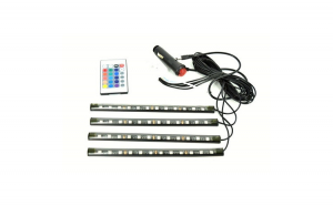 Kit interior LED 9