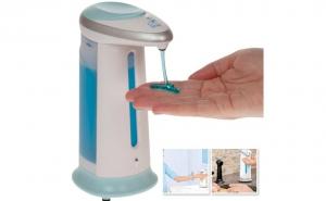 Dozator pentru sapun lichid sau sampon cu senzor