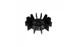 Ventilator fulie compresor 210mm