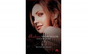 Academia vampirilor #1, autor Richelle Mead