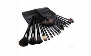 Set 24 pensule machiaj - Make up profesional