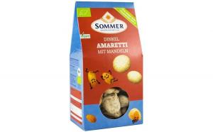 Biscuiti BIO Amaretti din faina de grau
