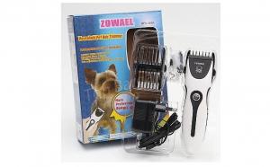 Cu acest aparat de tuns caini si pisici  puteti oricand sa va tundeti animalutul simplu si rapid. Poti achizitiona acum aparatul la pretul promotional de doar 60 RON, redus de la 129 RON