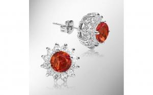 Cercei Luxury Red