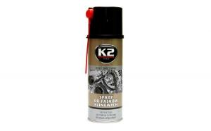 Spray lubrifiant curele transmisie belt 400 ml W126, K2