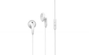 Casti In-ear Bluesky, 1.2m, microfon,