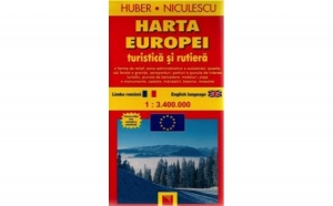 Europa. Harta