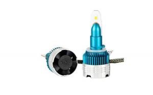 Set 2 Becuri led H7 Reflection Vision®,mini 2 super slim, Led Headlight,12v ,50w 8000lm 6000k