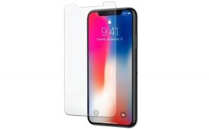 Folie Sticla Apple iPhone X Flippy Transparent