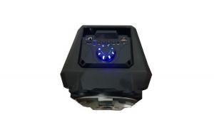 Boxa Portabila Cu Bluetooth, Microfon Cu Fir, Radio, Card, USB