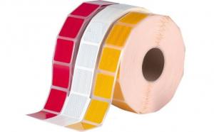 Rola banda reflectorizanta intrerupta ALBA Premium 5 cm x 45.7cm