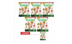 50 plasturi Kinoki