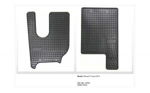Covoare cauciuc RENAULT T 2013-> ( 00982 -  P110 )
