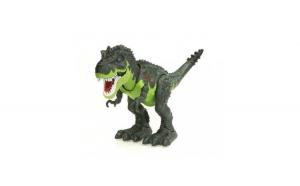 Dinozaur de jucarie cu sunete si lumini,