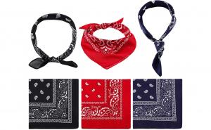 Set 3 bandane culori diferite