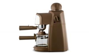 Espressor manual Zass ZEM 05, 800W, Dispozitiv Cappuccino, Negru