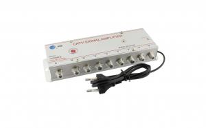 Amplificator Semnal CATV 8 Iesiri 220V