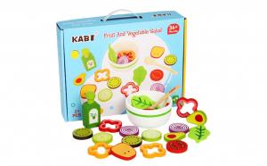 Set Kabi Salata de Fructe si Legume