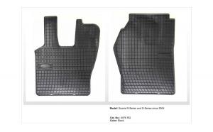Covoare cauciuc SCANIA RiG 2004-> ( 0076RG -  P110 )