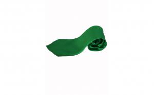 Cravata cu aspect matasos, verde