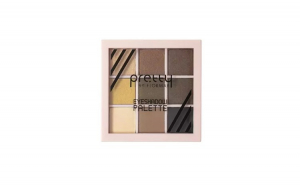 Paletă farduri Pretty by Flormar 01