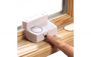 Set 2 alarme magnetice pentru usi si