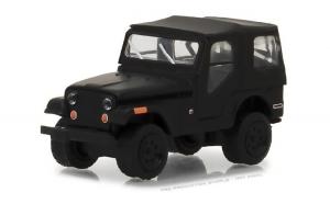 1970 Jeep CJ-5 Solid Pack - Black Bandit