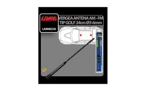 Vergea antena tip Golf (AM/FM) Lampa -