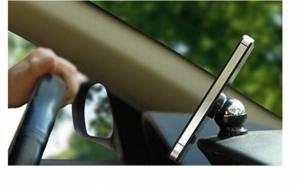 Set doua suporturi auto magnetice pentru telefon, paduri adezive incluse, rotire 360 grade. Acum la pretul de 69 RON in loc de 129 RON
