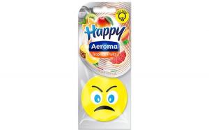 Odorizant Aeroma Masina, Happy, aroma de fructe tropicale