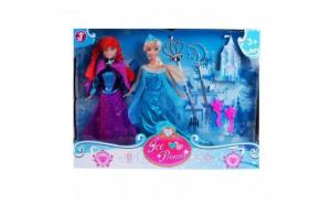 Set 2 Papusi Anna si Elsa