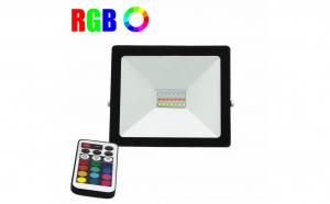 Proiector LED RGB 16 culori, 50W IP65