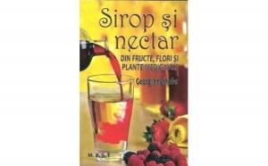 Sirop si nectar din