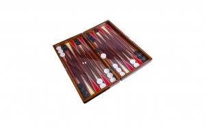 Joc table din lemn, lux 49x25x6 cm