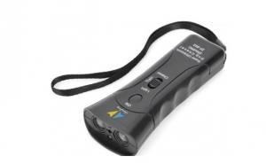 Aparat portabil cu ultrasunete impotriva cainilor agresivi sau pentru dresaj la doar 58 RON in loc de 149 RON