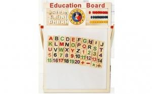 Tabla educativa magnetica pentru copi