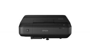 Videoproiector Epson EH LS100  laser  Full HD  ultra short throw  4000 lumeni  negru