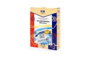 Sac aspirator LG TB-33, sintetic, 4X