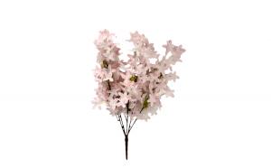Flori artificiale decorative, roz, 50 cm