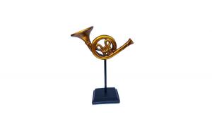Statueta,  Instrument muzical, Trombon,