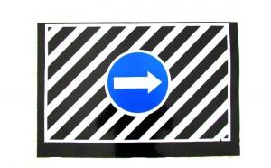 Aparatori noroi cu indicator pentru