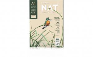 Hartie A4 NAT, 100% trestie de zahar