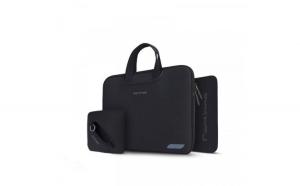 Geanta Laptop 15 4   Cartinoe Breath Black