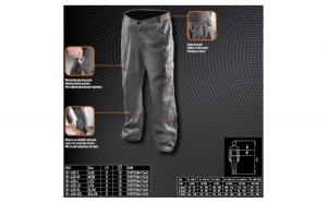Pantaloni de  lucru NEO TOOLS 81-420 L/52