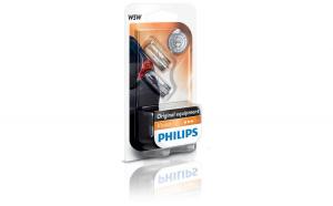 Set 2 Becuri auto Philips T10 Vision