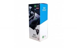 W1 - W1 - Car kit auto modulator fm,