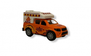 Masina metalica food truck pizza
